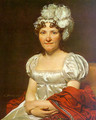 Portrait of Charlotte David (Madame David) 1813 - Jacques Louis David