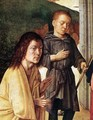 The Nativity (detail 2) c. 1490 - Gerard David