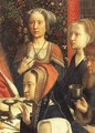 The Marriage at Cana (detail 2) c. 1500 - Gerard David