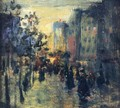 Misty Effect Paris - Robert Henri