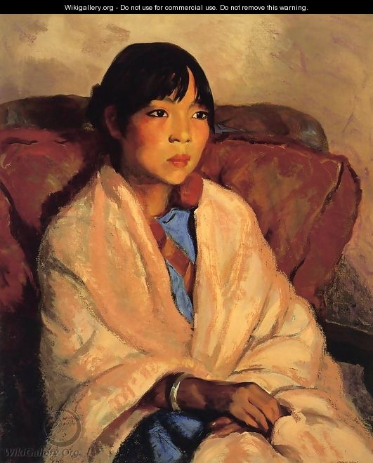 Julianita - Robert Henri