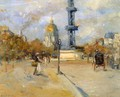 Place In Paris - Robert Henri