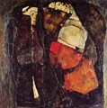 Pregnant Woman And Death - Egon Schiele