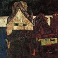 The Small City Aka Dead City VI - Egon Schiele