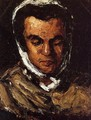 Portrait Of Marie Cezanne The Artists Sister - Paul Cezanne