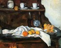 The Buffet - Paul Cezanne