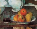 Still Life With Apples2 - Paul Cezanne