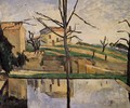 The Pool At Jas De Bouffan - Paul Cezanne