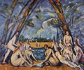 The Large Bathers2 - Paul Cezanne