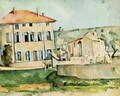The Jas De Bouffan2 - Paul Cezanne
