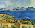 The Gulf Of Marseille Seen From L Estaque - Paul Cezanne