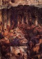 The Feast - Paul Cezanne