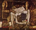 Blind Mother - Egon Schiele