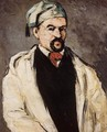 Uncle Dominique Aka Man In A Cotton Hat - Paul Cezanne