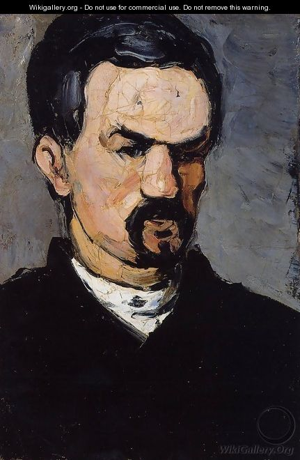 Uncle Dominique2 - Paul Cezanne