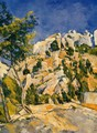 Bottom Of The Ravine - Paul Cezanne