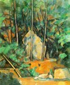 Cistern In The Park At Chateau Noir - Paul Cezanne