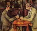 Cardplayers - Paul Cezanne