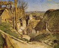 House Of The Hanged Man Auvers Sur Oise - Paul Cezanne