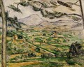 Mont Sainte Victoire With Large Pine - Paul Cezanne