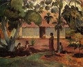 Taperaa Mahana - Paul Gauguin