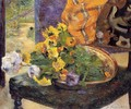 The Makings Of A Bouquet - Paul Gauguin
