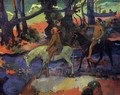 The Ford Aka Flight - Paul Gauguin