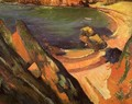 The Creek Le Pouldu - Paul Gauguin