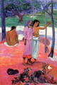 The Call - Paul Gauguin