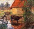 Watering Place2 - Paul Gauguin