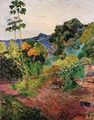 Tropical Vegetation - Paul Gauguin