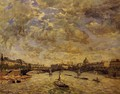 The Pont Carousel Paris - Frank Myers Boggs