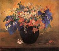 Flower Piece - Paul Gauguin
