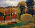 Farm In Brittany - Paul Gauguin