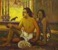 Eilaha Ohipa Aka Not Working - Paul Gauguin