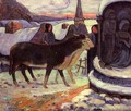 Christmas Night - Paul Gauguin