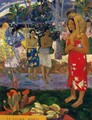 Ia Orana Maria Aka Hail Mary - Paul Gauguin