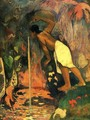 Pape Moe Aka Mysterious Water - Paul Gauguin