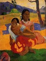 Nafeaffaa Ipolpo Aka When Will You Marry - Paul Gauguin