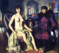 Two Women Aka Sacred And Profane Love - George Wesley Bellows