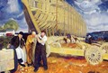 The Rope Aka Builders Of Ships - George Wesley Bellows