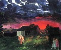 Red Sun - George Wesley Bellows