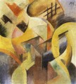 Small Composition I - Franz Marc