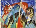 Fairy Animals - Franz Marc