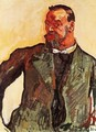 Self Portrait2 - Ferdinand Hodler
