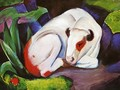 The Steer Aka The Bull - Franz Marc