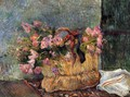 Basket Of Flowers - Paul Gauguin