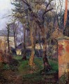 Abandoned Garden Rouen - Paul Gauguin