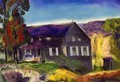 Black House - George Wesley Bellows