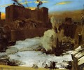 Pennsylvania Station Excavation - George Wesley Bellows
